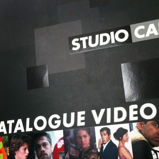 catalogue DVD studiocanal
