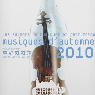 musique et patrimoine affiches