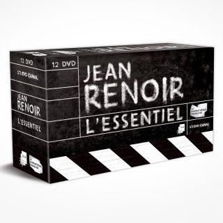 coffret DVD Jean Renoir