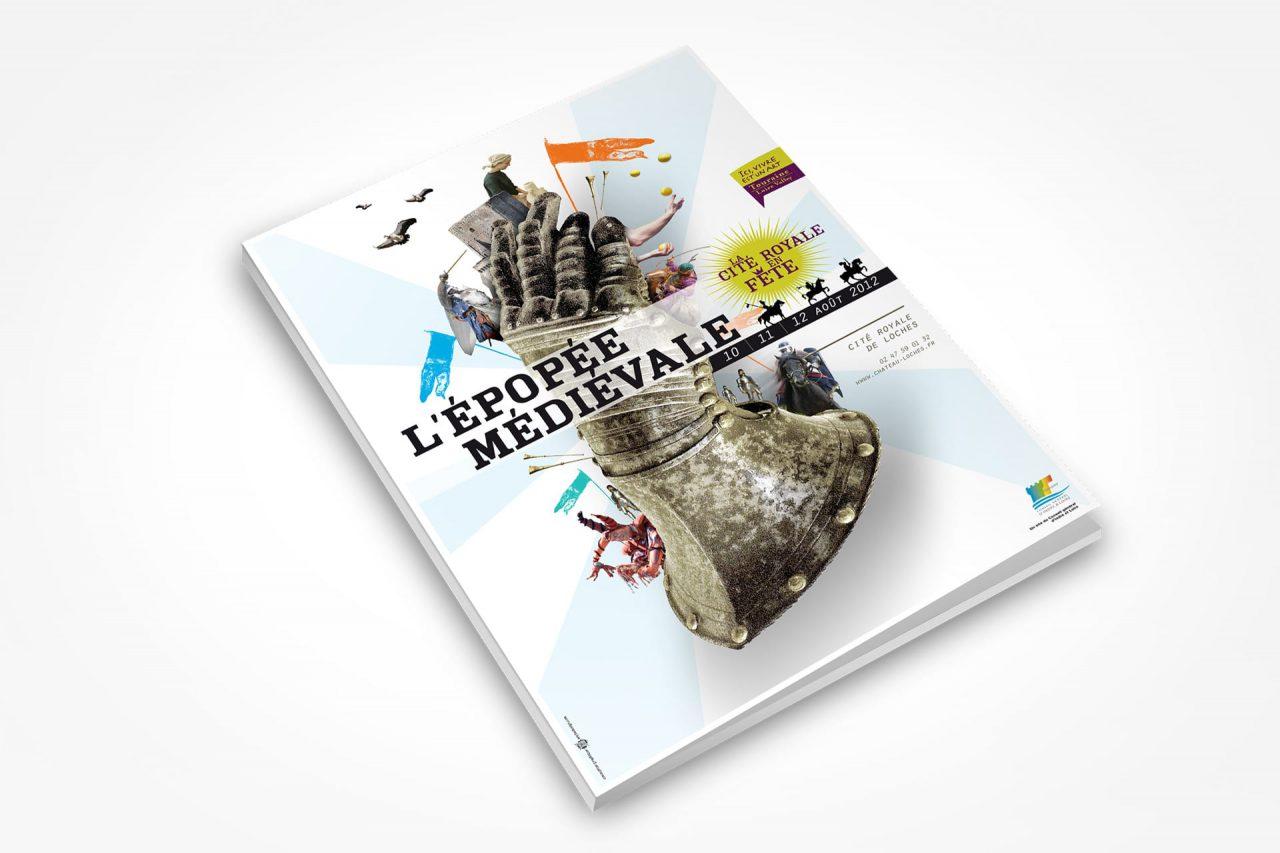 brochure épopée médiévale