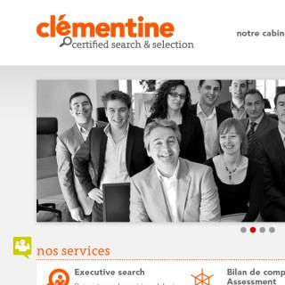 site web clémentine