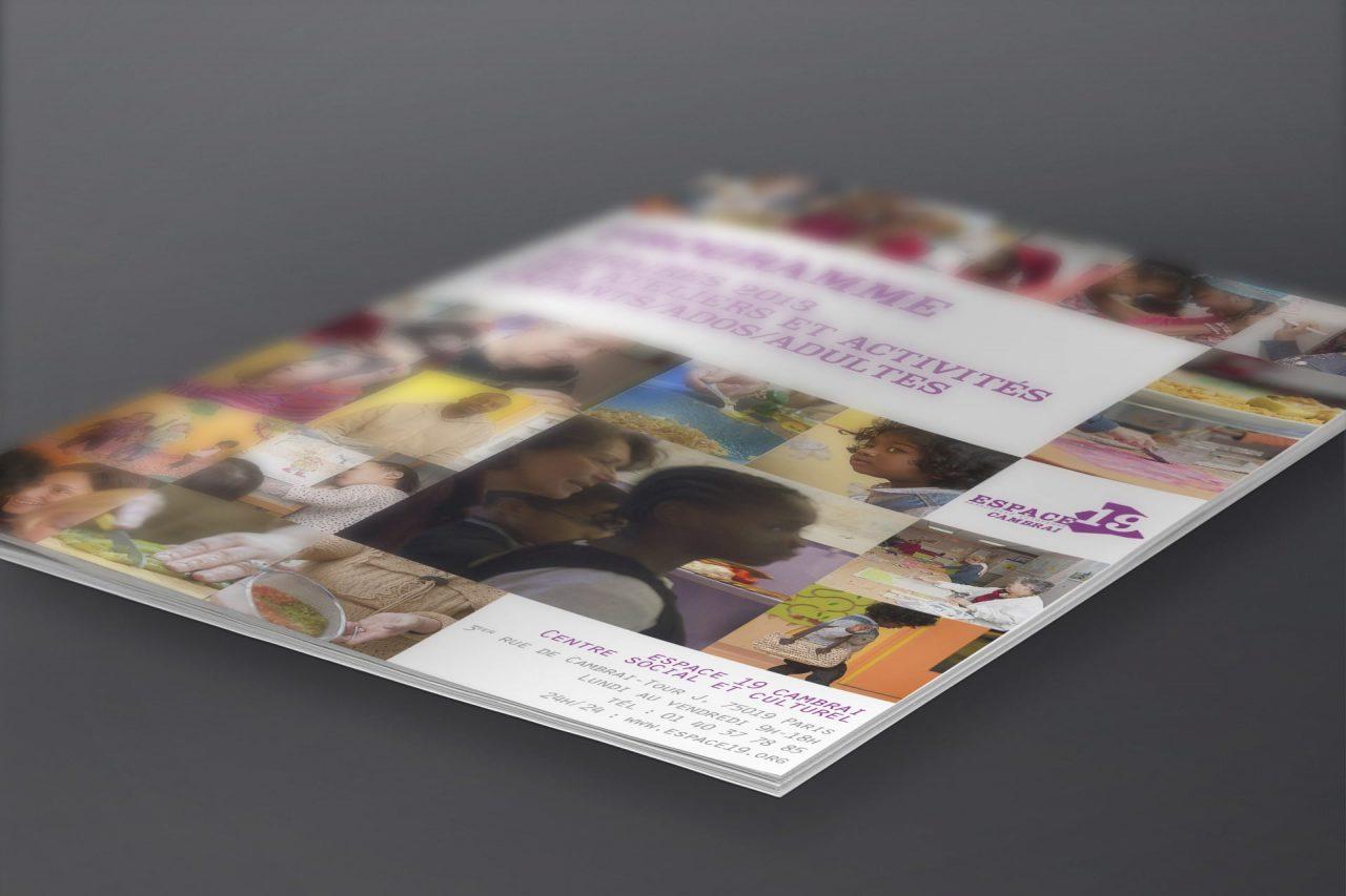 brochure espace 19