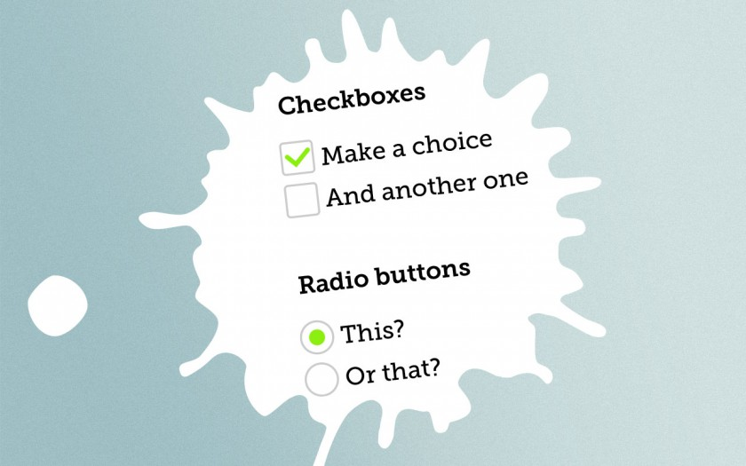 checkbox personnalisées en css