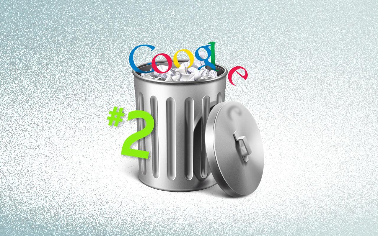bye-bye google