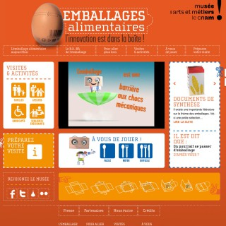 site web emballages