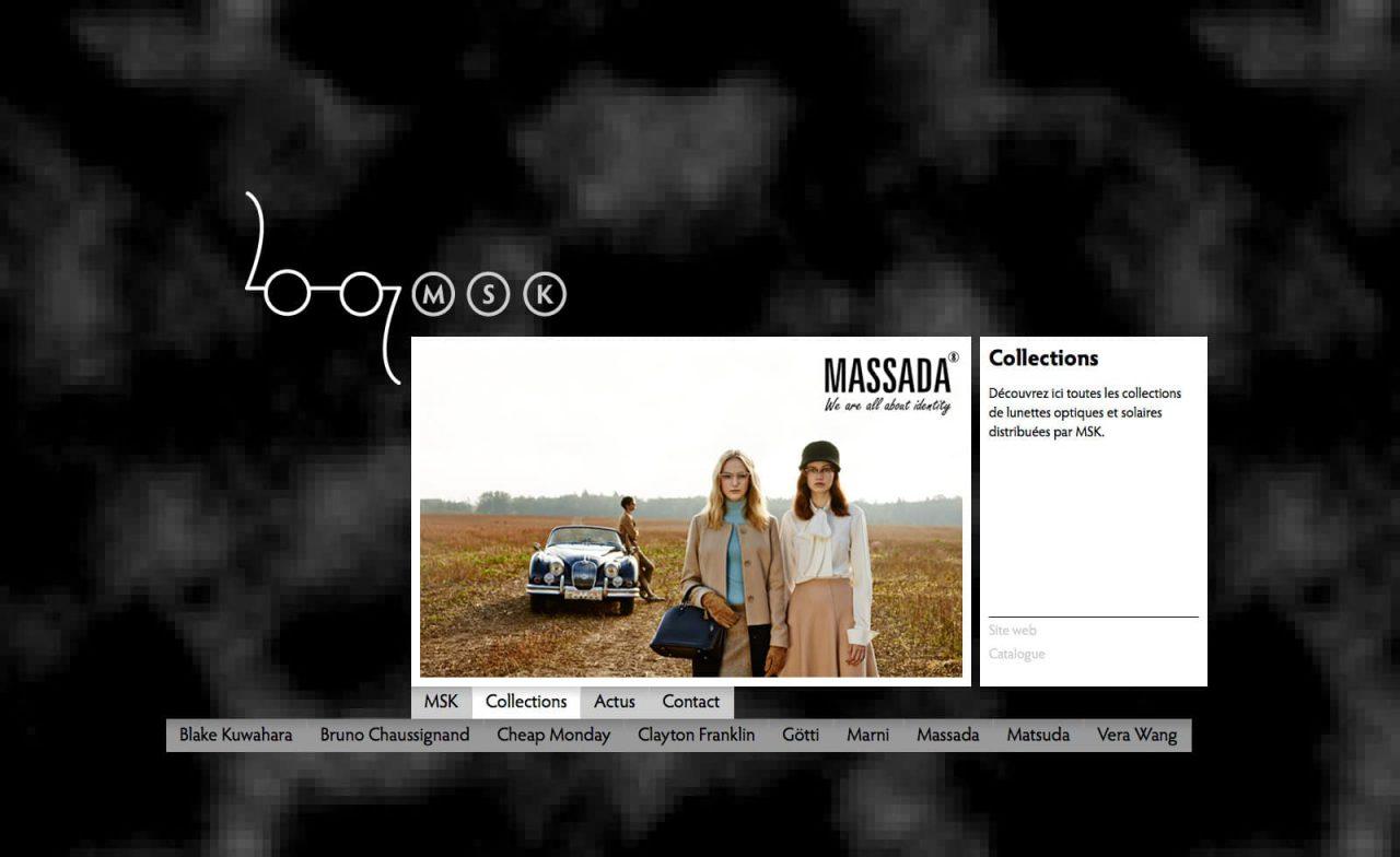 site web responsive msk