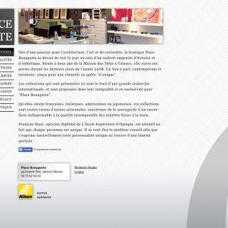 site web place bonaparte