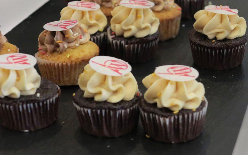 les cupcakes du wordcamp