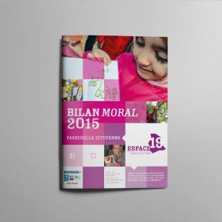 bilan moral espace 19