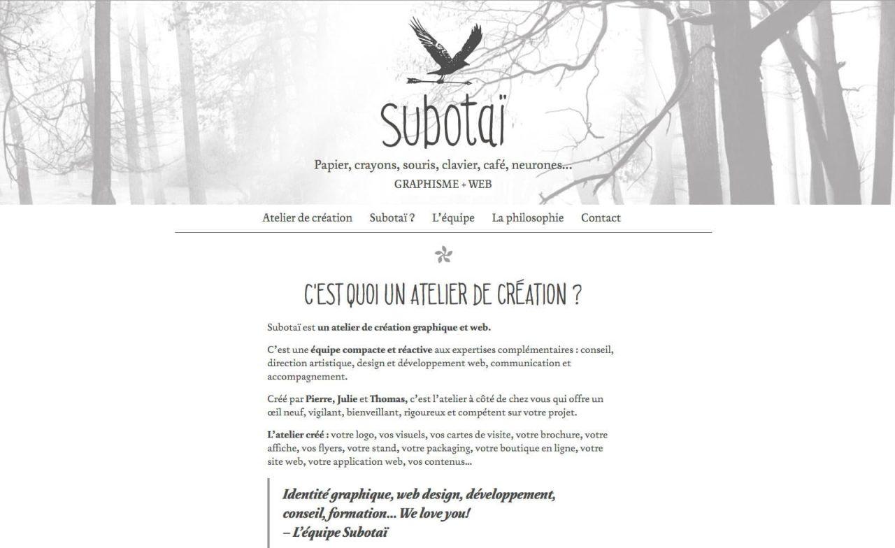 site web subotaï