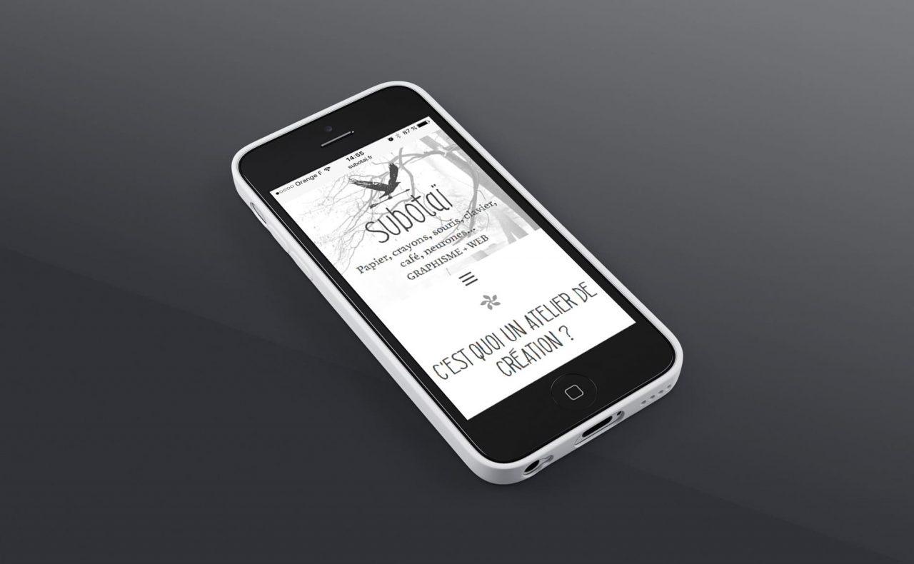 site web subotaï mobile