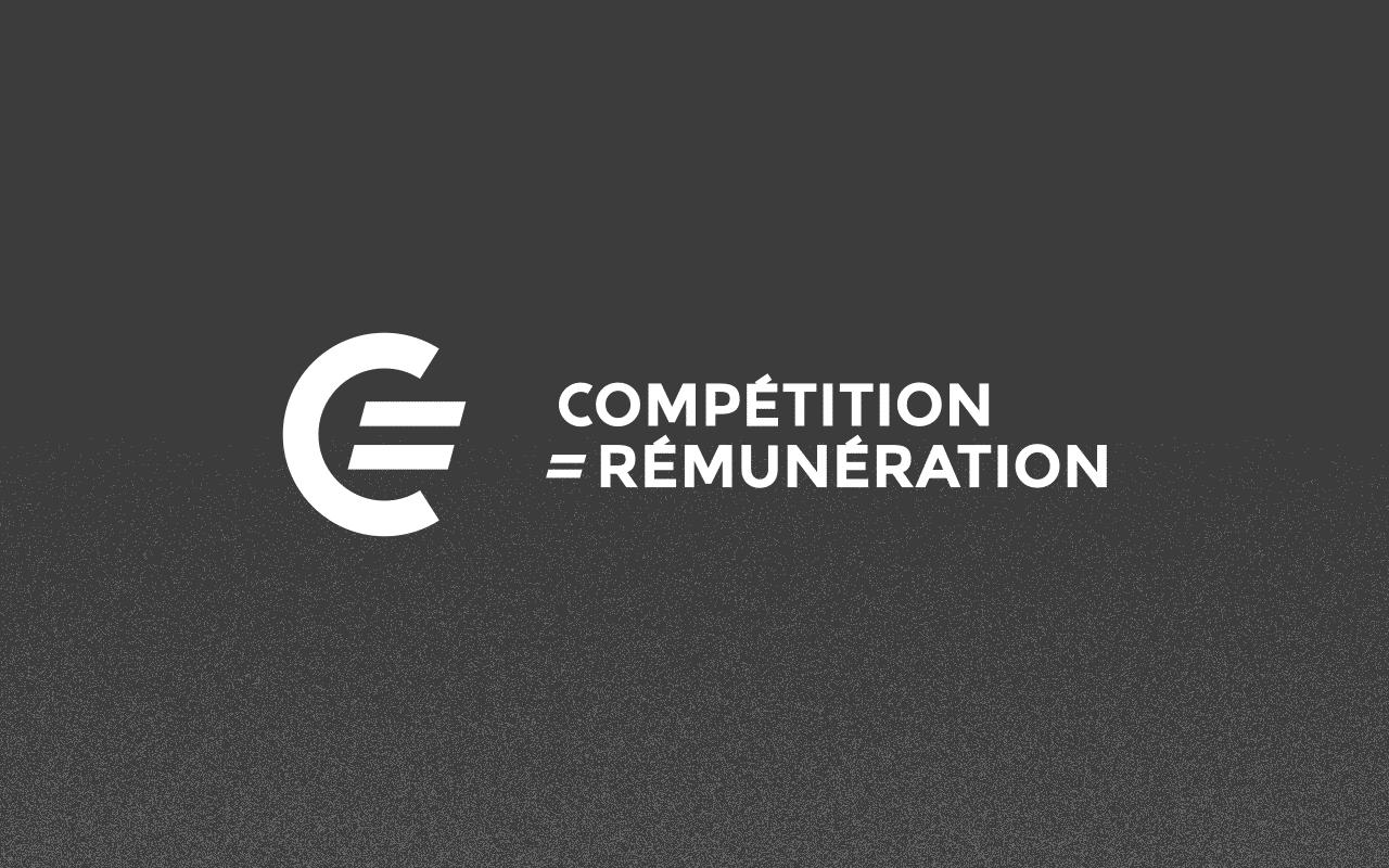 logo compétition = rémunération