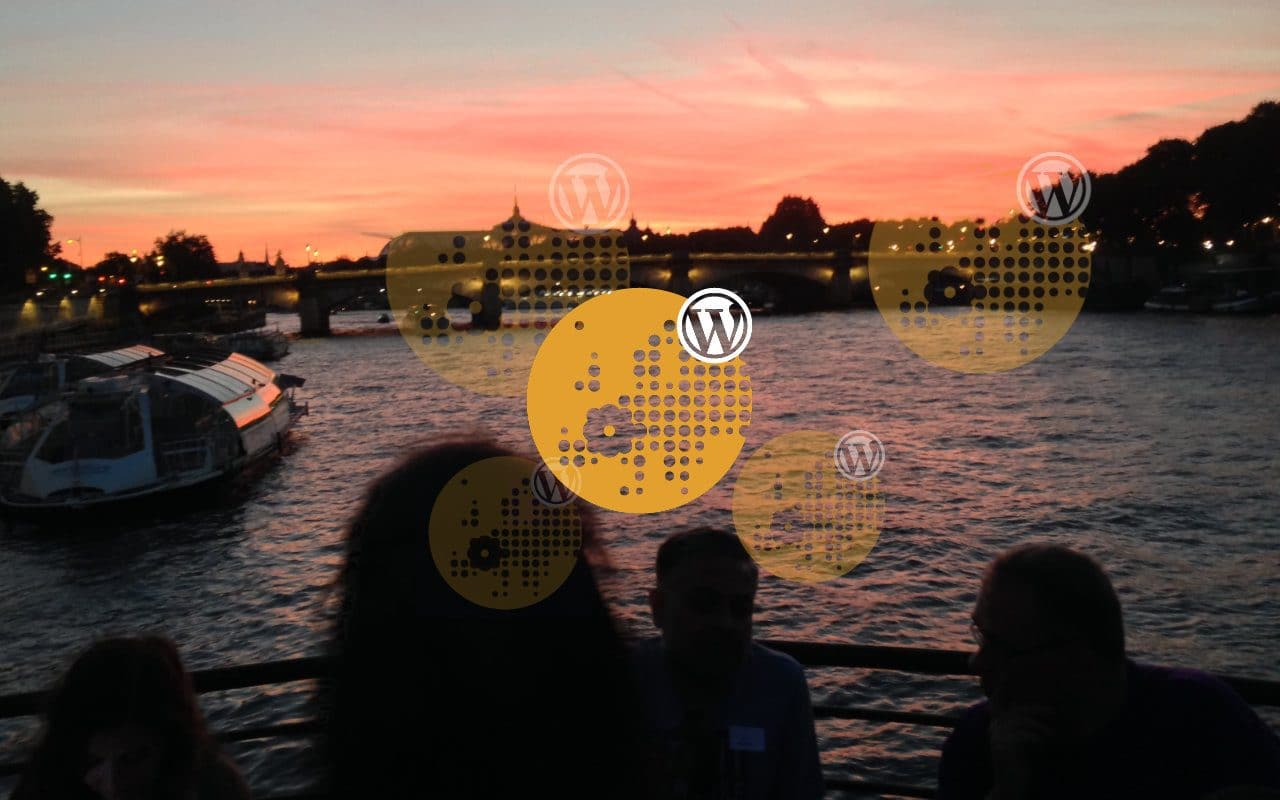wordcamp europe 2017 La Seine