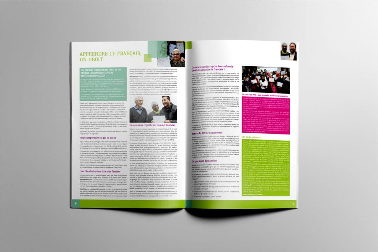 bilan moral E19 pages