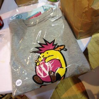 T-shirt Wapuunk