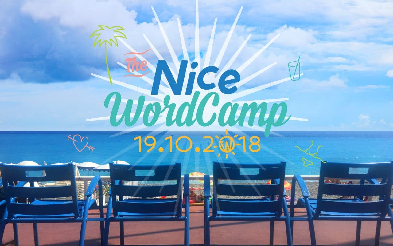 visuel du wordcamp nice
