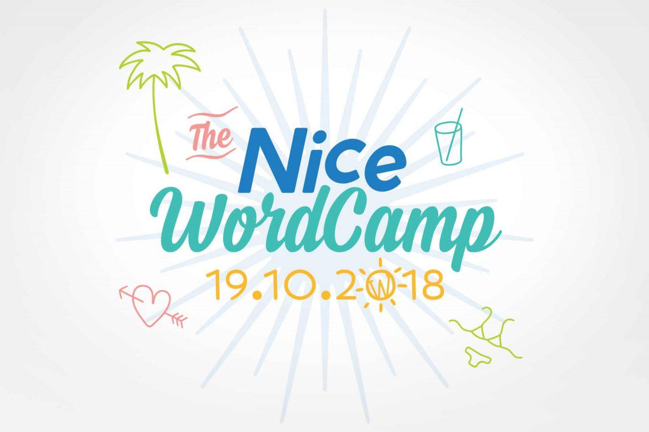 logo du wordcamp nice