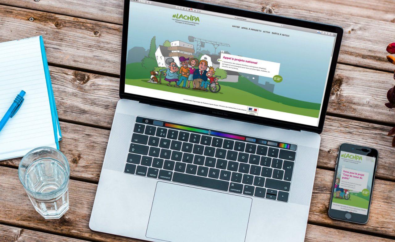 lachpa site web