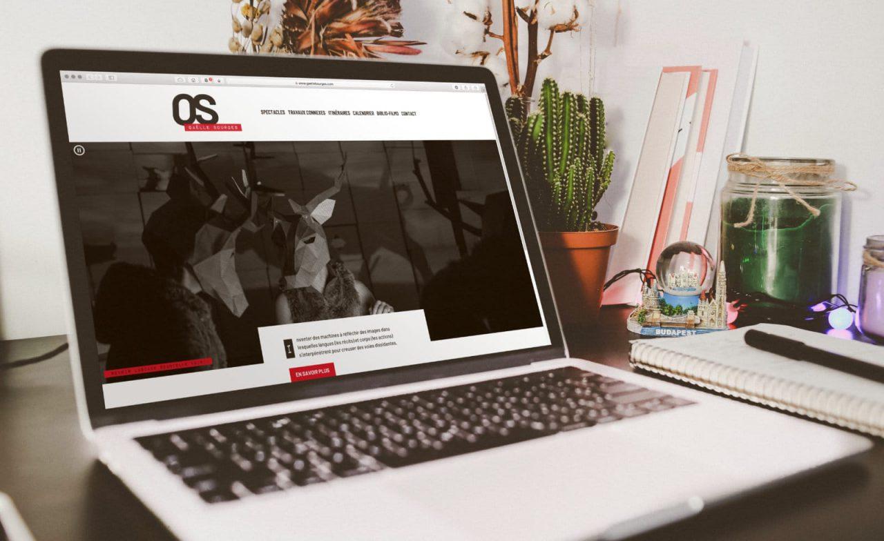 os gaelle bourges site web desktop