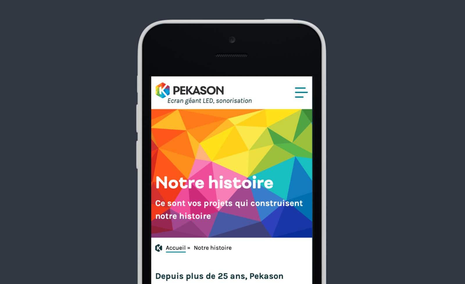 pekason site wordpress