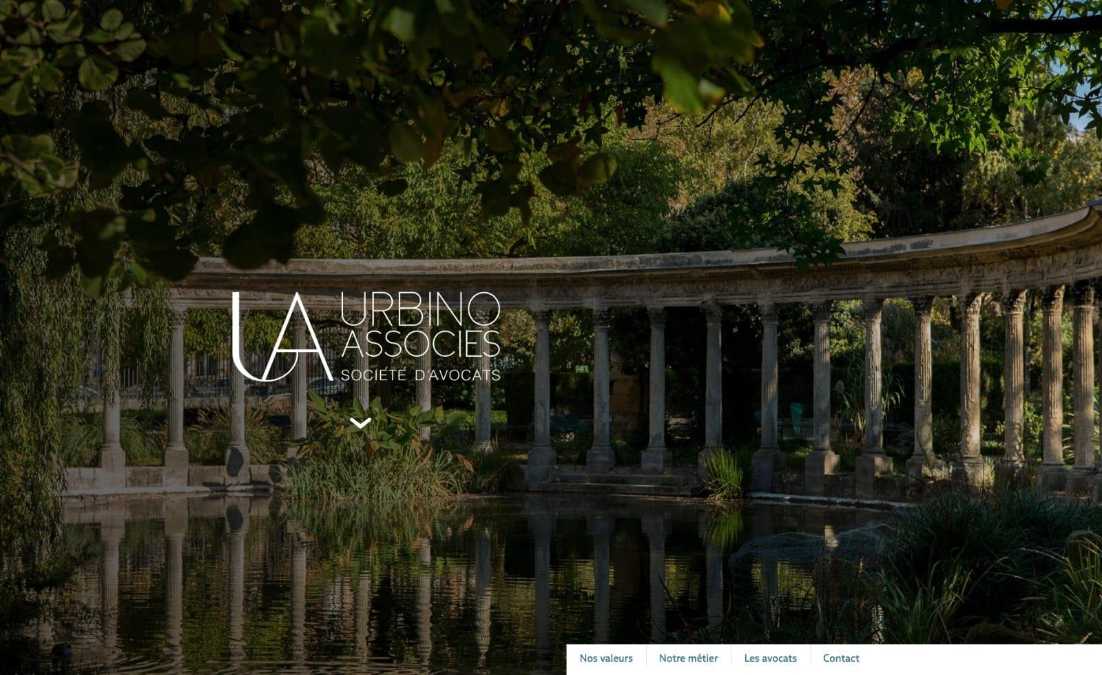 home page urbino et associés